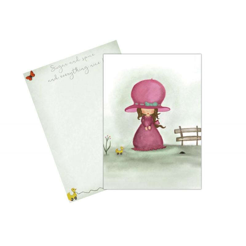 Margarita -Postcard