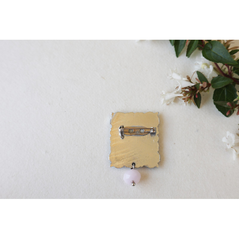 Mad Hatter girl- card case
