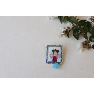 The Guardian of the Wishing Tree-Mini print