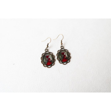 """cinderella ""   cosmetic bag"
