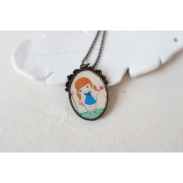 Aurora- boho chic earrings